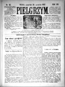 Pielgrzym, pismo religijne dla ludu 1882 nr 112