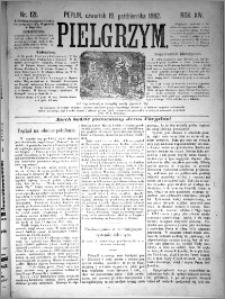 Pielgrzym, pismo religijne dla ludu 1882 nr 121