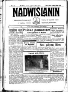 Nadwiślanin. Gazeta Ziemi Chełmińskiej, 1934.02.27 R. 16 nr 24