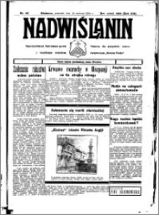 Nadwiślanin. Gazeta Ziemi Chełmińskiej, 1934.06.14 R. 16 nr 68