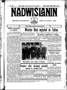 Nadwiślanin. Gazeta Ziemi Chełmińskiej, 1934.07.26 R. 16 nr 86