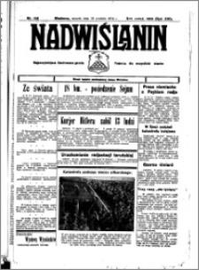 Nadwiślanin. Gazeta Ziemi Chełmińskiej, 1934.12.18 R. 16 nr 148