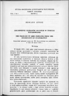 Studia Societatis Scientiarum Torunensis. Sectio A, Mathematica-Physica Vol. 1, nr 7 (1949)