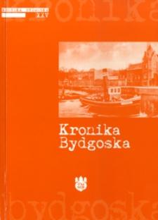 Kronika Bydgoska T. 25 (2003)