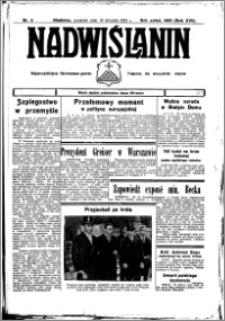 Nadwiślanin. Gazeta Ziemi Chełmińskiej, 1935.01.14 R. 17 nr 5