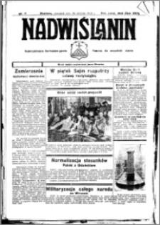 Nadwiślanin. Gazeta Ziemi Chełmińskiej, 1935.01.28 R. 17 nr 11
