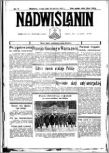 Nadwiślanin. Gazeta Ziemi Chełmińskiej, 1935.02.01 R. 17 nr 13
