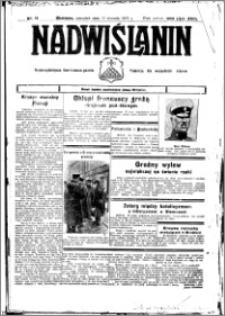 Nadwiślanin. Gazeta Ziemi Chełmińskiej, 1935.02.04 R. 17 nr 14