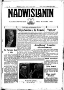 Nadwiślanin. Gazeta Ziemi Chełmińskiej, 1935.02.06 R. 17 nr 15