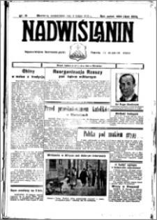 Nadwiślanin. Gazeta Ziemi Chełmińskiej, 1935.02.08 R. 17 nr 16