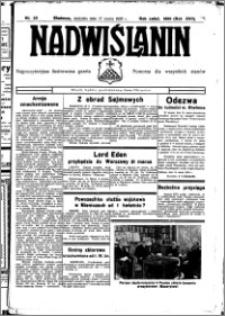 Nadwiślanin. Gazeta Ziemi Chełmińskiej, 1935.03.17 R. 17 nr 33