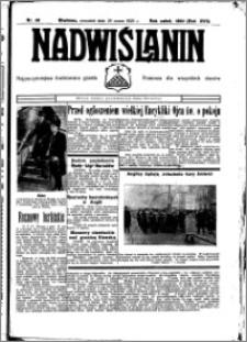 Nadwiślanin. Gazeta Ziemi Chełmińskiej, 1935.03.28 R. 17 nr 38