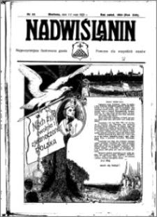 Nadwiślanin. Gazeta Ziemi Chełmińskiej, 1935.05.01-02 R. 17 nr 52