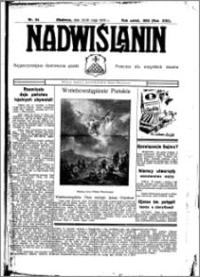Nadwiślanin. Gazeta Ziemi Chełmińskiej, 1935.05.29-30 R. 17 nr 64