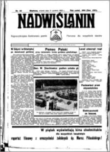 Nadwiślanin. Gazeta Ziemi Chełmińskiej, 1935.06.11 R. 17 nr 69