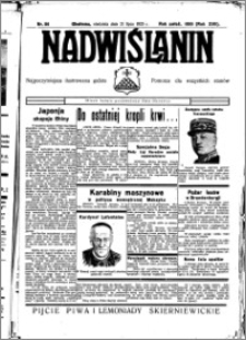 Nadwiślanin. Gazeta Ziemi Chełmińskiej, 1935.07.21 R. 17 nr 86