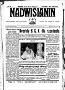 Nadwiślanin. Gazeta Ziemi Chełmińskiej, 1935.07.30 R. 17 nr 90