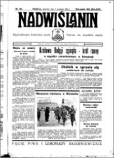 Nadwiślanin. Gazeta Ziemi Chełmińskiej, 1935.09.01 R. 17 nr 104