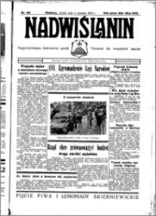 Nadwiślanin. Gazeta Ziemi Chełmińskiej, 1935.09.03 R. 17 nr 105