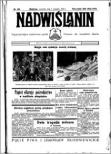 Nadwiślanin. Gazeta Ziemi Chełmińskiej, 1935.09.05 R. 17 nr 106