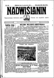 Nadwiślanin. Gazeta Ziemi Chełmińskiej, 1935.10.16 R. 17 nr 124