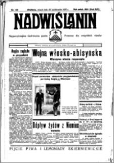 Nadwiślanin. Gazeta Ziemi Chełmińskiej, 1935.10.29 R. 17 nr 129