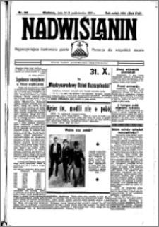Nadwiślanin. Gazeta Ziemi Chełmińskiej, 1935.10.30-31 R. 17 nr 130