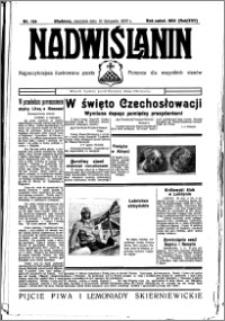 Nadwiślanin. Gazeta Ziemi Chełmińskiej, 1935.11.10 R. 17 nr 134