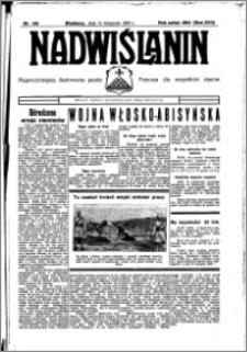 Nadwiślanin. Gazeta Ziemi Chełmińskiej, 1935.11.13 R. 17 nr 136