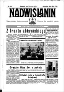 Nadwiślanin. Gazeta Ziemi Chełmińskiej, 1935.12.29 R. 17 nr 154