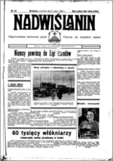 Nadwiślanin. Gazeta Ziemi Chełmińskiej, 1936.03.05 R. 18 nr 26