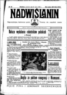 Nadwiślanin. Gazeta Ziemi Chełmińskiej, 1936.03.26 R. 18 nr 35