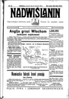 Nadwiślanin. Gazeta Ziemi Chełmińskiej, 1936.04.16 R. 18 nr 43