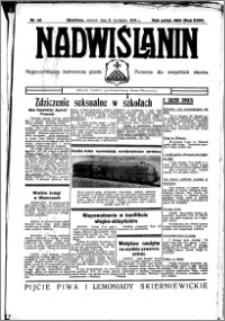 Nadwiślanin. Gazeta Ziemi Chełmińskiej, 1936.04.21 R. 18 nr 45