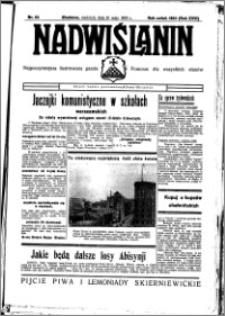 Nadwiślanin. Gazeta Ziemi Chełmińskiej, 1936.05.10 R. 18 nr 53