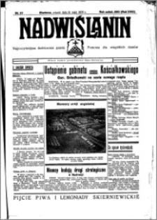 Nadwiślanin. Gazeta Ziemi Chełmińskiej, 1936.05.19 R. 18 nr 57