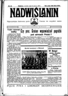 Nadwiślanin. Gazeta Ziemi Chełmińskiej, 1936.06.18 R. 18 nr 69