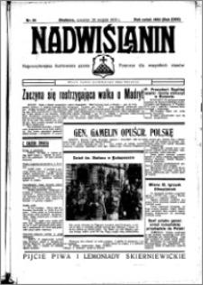 Nadwiślanin. Gazeta Ziemi Chełmińskiej, 1936.08.20 R. 18 nr 95