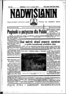 Nadwiślanin. Gazeta Ziemi Chełmińskiej, 1936.09.08 R. 18 nr 103