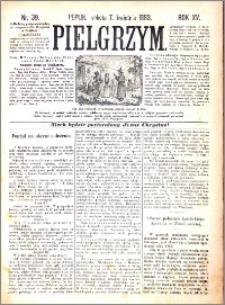 Pielgrzym : pismo religijne dla ludu