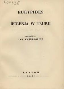 Ifigeneia hī en Taurois