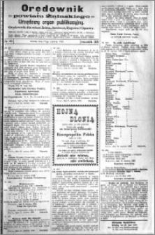Orędownik Powiatu Żnińskiego 1920.06.19 R.33 nr 48