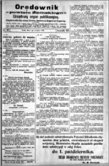 Orędownik Powiatu Żnińskiego 1920.09.01 R.33 nr 69
