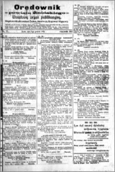 Orędownik Powiatu Żnińskiego 1920.12.08 R.33 nr 97