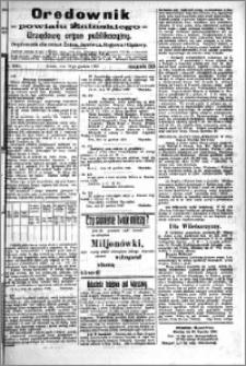 Orędownik Powiatu Żnińskiego 1920.12.18 R.33 nr 100
