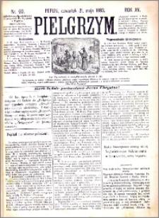 Pielgrzym, pismo religijne dla ludu 1883 nr 60