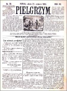 Pielgrzym, pismo religijne dla ludu 1883 nr 70