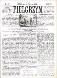 Pielgrzym, pismo religijne dla ludu 1883 nr 76