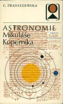 Astronomie Mikulase Kopernika