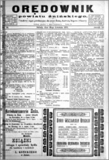 Orędownik Powiatu Żnińskiego 1921.04.16 R.34 nr 29